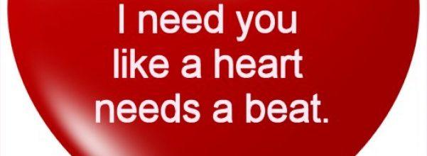 i need you like