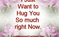When You Hug | Love Messages From The Heart