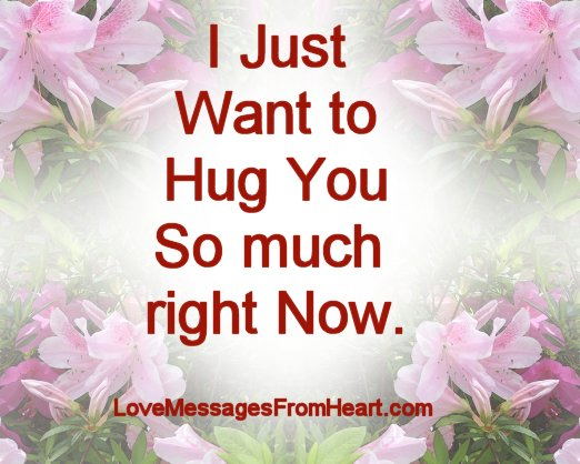 I Want To Cuddle With You Baby: Love Messages From The Heart