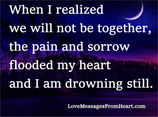 Sad love sayings love messages from the heart altavistaventures Image collections